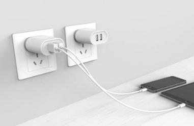 Cargador Ugreen con 2 puertos USB - Oferlandia.com