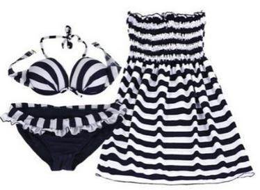 Conjunto Bikini Vestido Playa - Oferlandia.com