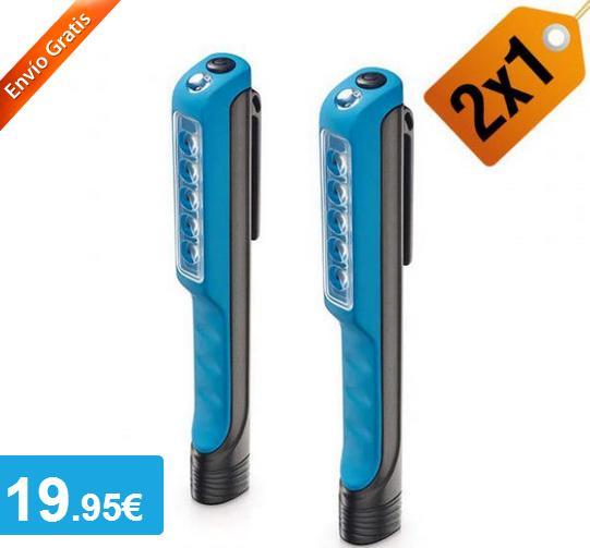 Linterna LED Philips - Oferlandia.com