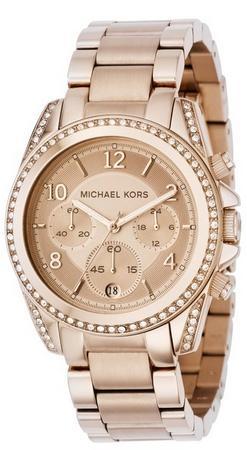 Reloj Cronógrafo Mujer Michael Kors - Oferlandia.com