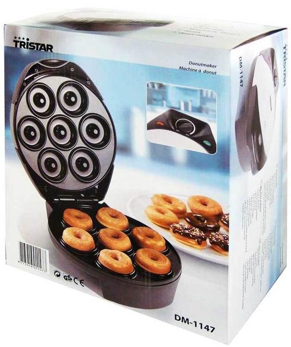 Máquina de hacer donuts Tristar - Oferlandia.com
