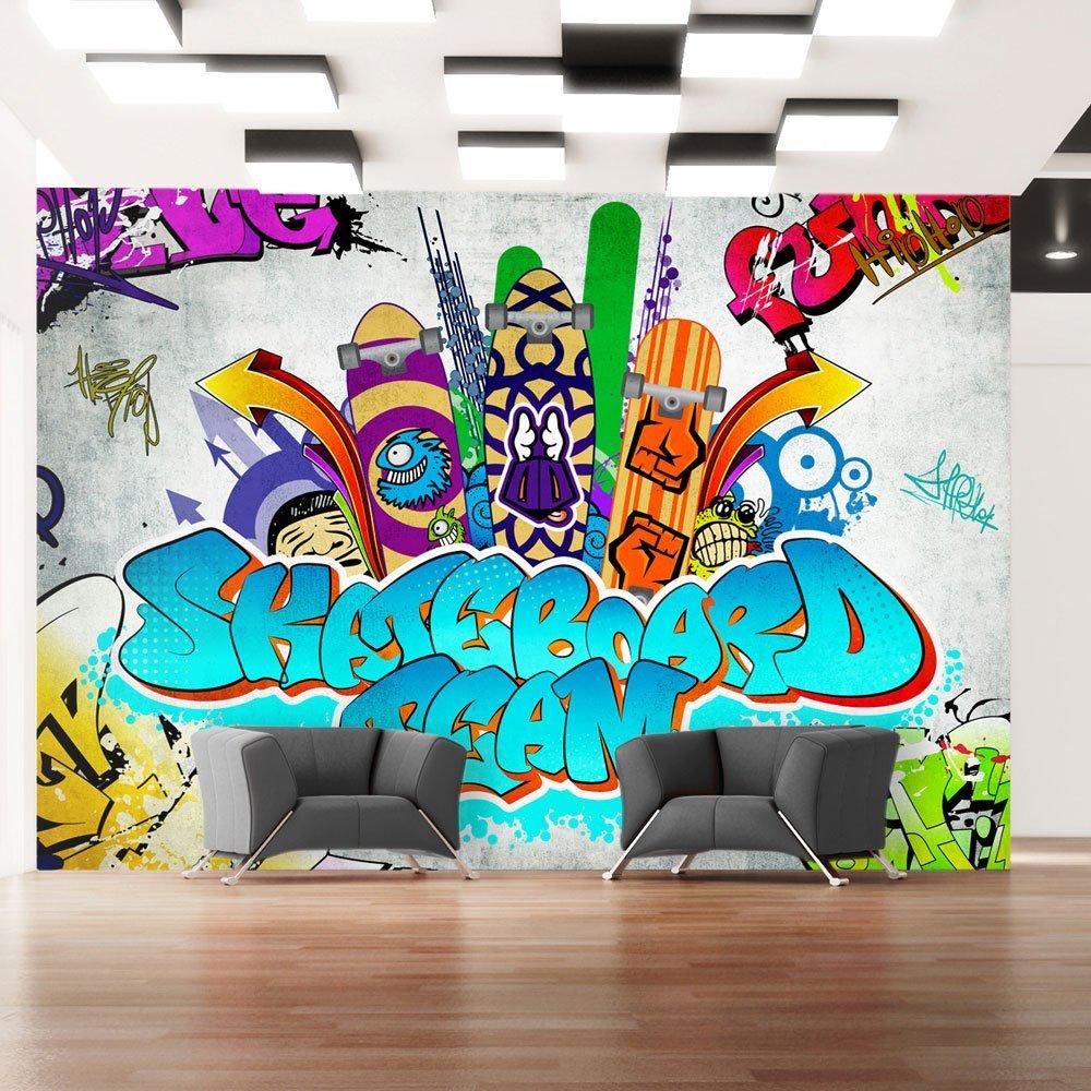 Fotomural Grafiti 350x245 cm - Oferlandia.com