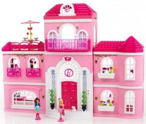 Mega Bloks Barbie Mansión Lujo - Oferlandia.com