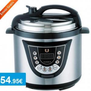 Robot cocina programable gm por tan s lo 54 95 oferta for Robot cocina programable
