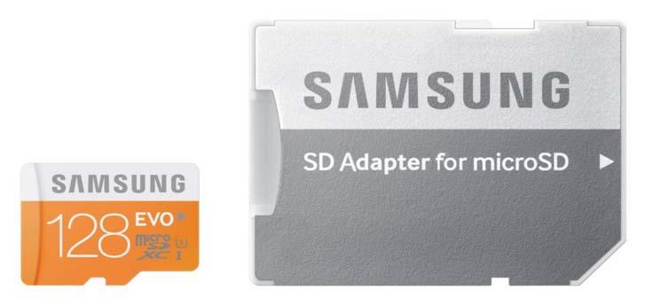 Tarjeta microSD Samsung Evo - Oferlandia.com