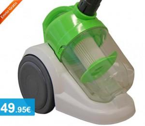 Aspirador Ciclónico Cecotec sin bolsa 1000W - Oferlandia.com