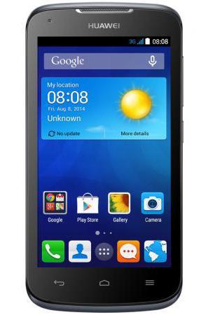 Huawei Ascend Y540 Negro Libre - Oferlandia.com