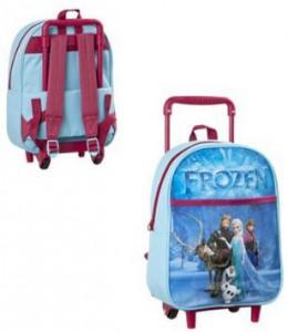 Mochila Infantil Frozen 28x22x10 Cm - Oferlandia.com