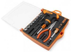 Kit herramientas 54 en 1 - Oferlandia.com
