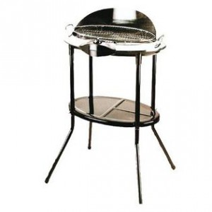 Barbacoa eléctrica con grill de Sogo - Oferlandia.com