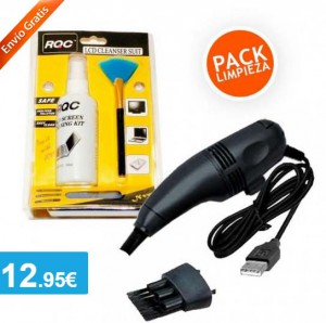 Pack Limpieza Total - Oferlandia.com
