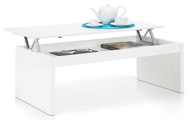 Mesa de centro elevable Zenit - Oferlandia.com