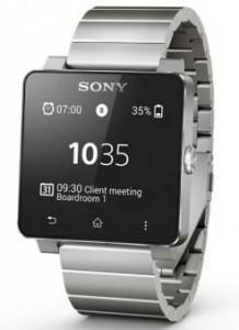 Sony SmartWatch 2 Correa Metálica - Oferlandia.com