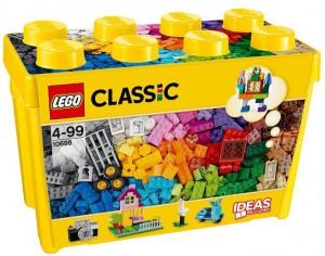 Caja grande de ladrillos creativos LEGO - Oferlandia.com