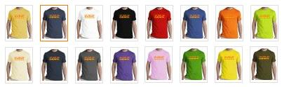 Camiseta yo soy de Gasol - Oferlandia.com