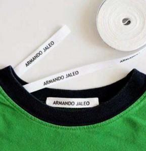 Etiquetas tela para coser en la ropa - Oferlandia.com