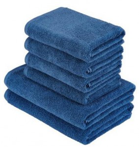 Juego 6 toallas Amazon Basics - Oferlandia.com