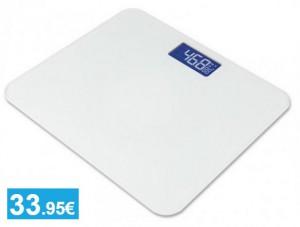 Báscula Baño Inteligente Bluetooth Smart - Oferlandia.com
