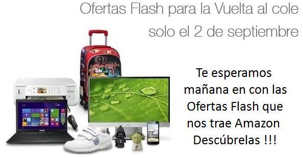 Ofertas Flash de Amazon el 2 de septiembre. Promoción !!! - Oferlandia.com