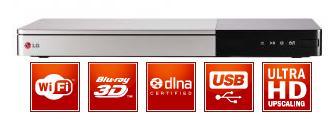Reproductor Blu-ray LG BP 735 - Oferlandia.com