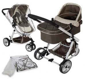 Silla para bebés TecTake 3 en 1 - Oferlandia.com