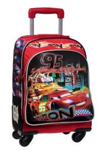 Mochila Disney Cars con Carro - Oferlandia.com