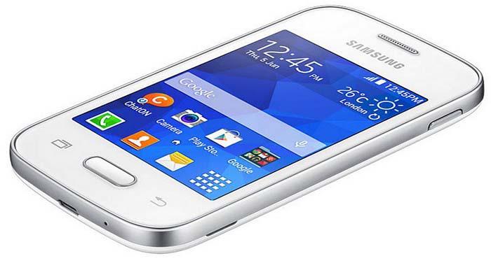 Samsung Galaxy Pocket 2 Blanco Libre - Oferlandia.com