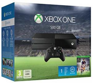 Xbox One - Consola + FIFA 16 - Oferlandia.com