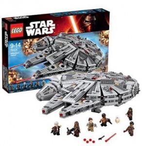 Halcón Milenario LEGO Star Wars - Oferlandia.com