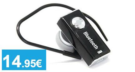 Mini auricular Bluetooth manos libres - Oferlandia.com