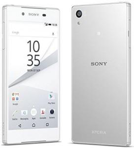 Sony Xperia Z5 4G Blanco y Libre - Oferlandia.com