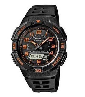 Reloj solar Casio AQ-S800W-1B2VEF - Oferlandia.com