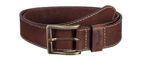 Cinturón Wrangler marrón para hombre - Oferlandia.com