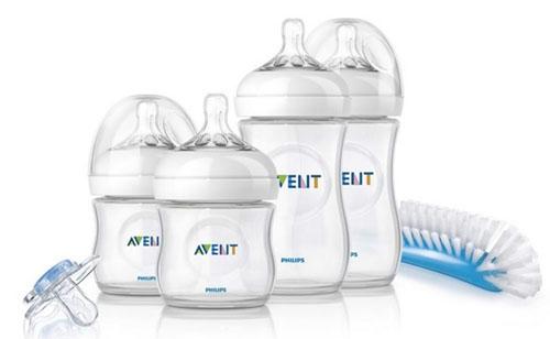 Set básico para recién nacido Philips Avent - Oferlandia.com