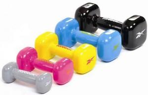 Mancuernas de fitness Reebok - Oferlandia.com