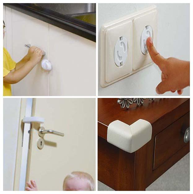 Seguridad en el hogar para los pequeños de la casa - Oferlandia.com
