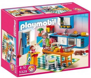 Cocina rosa Playmobil - Oferlandia.com