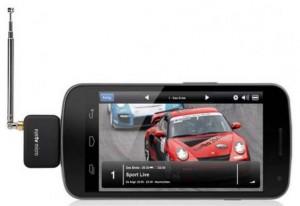 Sintonizador TDT Android MicroUSB - Oferlandia.com