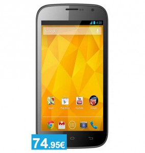 """Smartphone Quadcore Dual SIM 5"""" IPS - Oferlandia.com"""