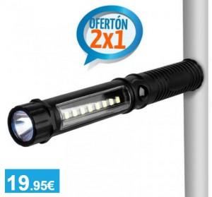 Linternas LED con imán trasero - Oferlandia.com