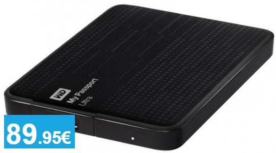 "My Passport Ultra 2TB 2.5"" USB 3.0 - Oferlandia.com"