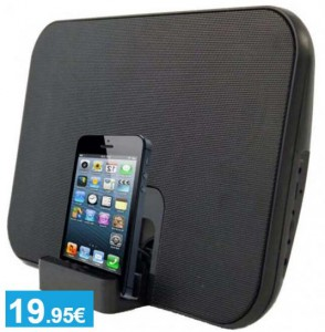 Soundd Docking Station 2.1 - Oferlandia.com
