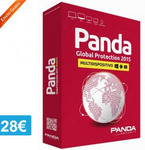 Panda Global Protection 2015 Multidispositivo 2 Licencias - Oferlandia.com