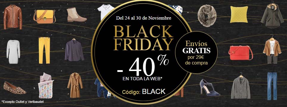Black Friday La Redoute - Oferlandia.com