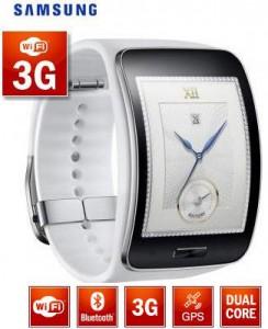 Smartwatch Samsung Gear S - Oferlandia.com