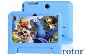 """Tablet infantil 7"""" Rotor - Oferlandia.com"""