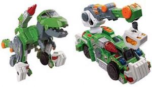 Dinosaurio VTech Switch & Go Dinos Mega T-Rex - Oferlandia.com