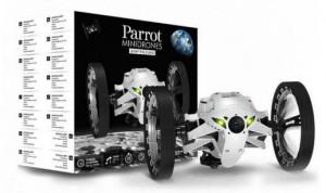 Minidron Jumping Sumo de Parrot - Oferlandia.com