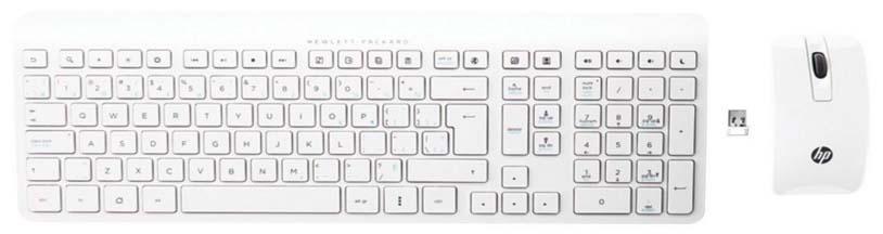 Pack de teclado y ratón HP C6400 - Oferlandia.com