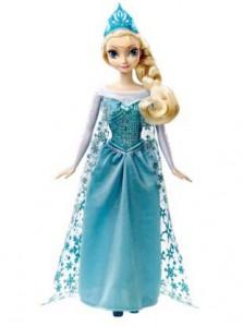 Muñeca Frozen Princesa Elsa - Oferlandia.com